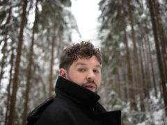 Singer-songwriter James Newman has reportedly signed up to represent the UK at the Eurovision Song Contest (Victor Frankowski/BBC/PA)