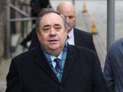 Alex Salmond has been invited to give evidence next week (Andrew Milligan/PA)