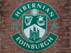 Hibernian have confirmed a Covid case (PA)