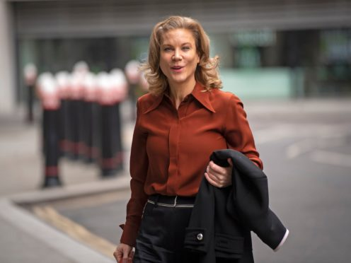 Businesswoman Amanda Staveley, who sued Barclays for hundreds of millions of pounds, is considering an appeal after losing a High Court battle (Victoria Jones/PA)