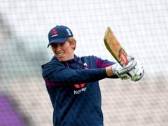 Zak Crawley is an injury doubt for the first Test against India (Mike Hewitt/NMC Pool)