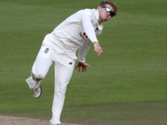Dom Bess claimed the prized wicket of Virat Kohli (Alastair Grant/PA)