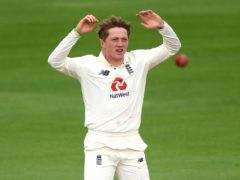 England's Dom Bess has been dropped for the second Test against India (Mike Hewitt/PA).
