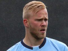Marcel Hilssner started Oldham's flurry of goals (Bradley Collyer/PA)