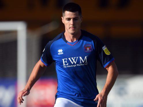 Carlisle's Jon Mellish will hope to keep his place against Tranmere (Joe Giddens/PA)