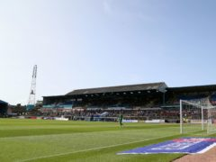 Carlisle have only played twice at Brunton Park in 2021 (Richard Sellers/PA)