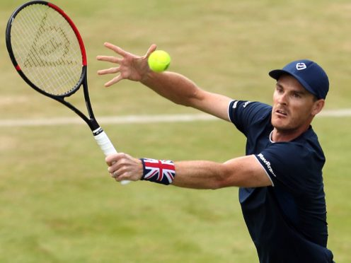 Jamie Murray says it is difficult to plan for life on the ATP Tour in the current climate (Steven Paston/PA)