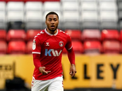 Charlton's Akin Famewo is set to return to the side (John Walton/PA)