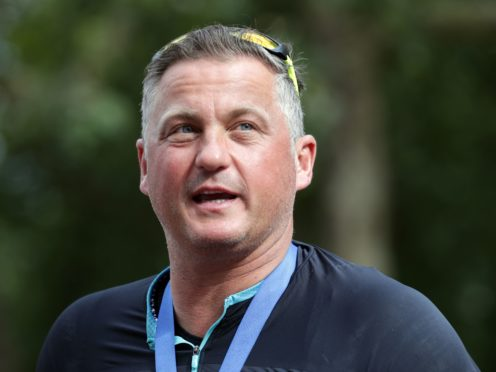 Darren Gough knows all about two-day Test wins (Adam Davy/PA)