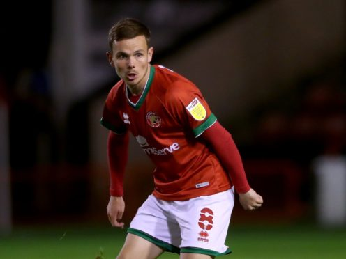 Liam Kinsella is suspended for Walsall's match against Newport (Nick Potts/PA)