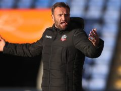 Ian Evatt's side are five points off the play-offs (Nick Potts/PA)