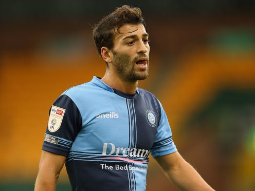 Joe Jacobson is a doubt for Wycombe (Nigel French/PA)
