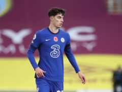 Kai Havertz, pictured, has struggled since his £71million move to Chelsea (Alex Pantling/PA)
