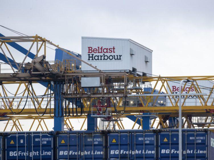 Belfast Harbour (PA)