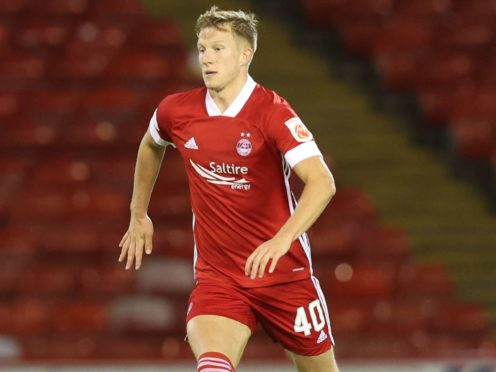 Ross McCrorie admits Aberdeen need a result soon (Jeff Holmes/PA)