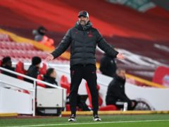 Liverpool manager Jurgen Klopp still has many questions to answer (Laurence Griffiths/PA)