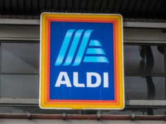 Aldi was named top in-store supermarket by Which? (Peter Byrne/PA)