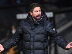 Harry Kewell saw his team fail to make the most of their chances at Tranmere (Joe Giddens/PA)