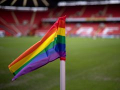 Awarding the 2022 World Cup to Qatar sends the wrong message about football's attitude towards the LGBT community, according to Kick It Out chief executive Tony Burnett (Steven Paston/PA)