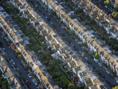 The number of mortgage approvals made to homebuyers last year was the highest since 2007 (Victoria Jones/PA)