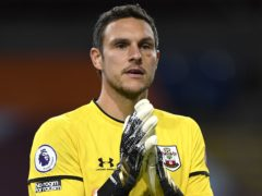 Alex McCarthy should return for Southampton (Peter Powell/PA)