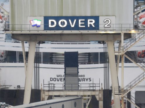 Conservative MP Natalie Elphicke said Dover could see a post-Brexit boost (Gareth Fuller/PA Wire)