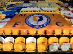 Oliver Sarkic could feature for Mansfield against Cambridge (Mike Egerton/PA)