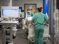 Poll reveals toll on nursing staff (PA)
