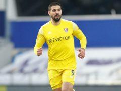 Fulham manager Scott Parker revealed Aleksandar Mitrovic has mild symptoms of coronavirus following his positive test (Tess Derry/PA)