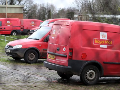 Royal Mail workers have accepted a deal on pay and conditions (Gareth Fuller/PA)