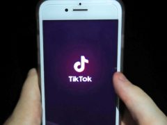The Biden administration is backing off former President Donald Trump's attempts to ban the popular video app TikTok (Peter Byrne/PA)