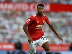 Timothy Fosu-Mensah joined Bayer Leverkusen from Manchester United last month. (Richard Heathcote/PA)