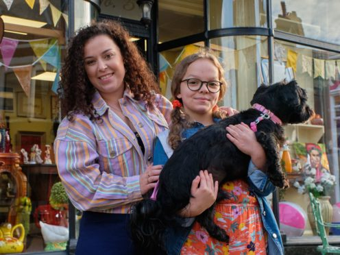 My Mum Tracy Beaker has set a record for CBBC's most successful programme launch ever, the channel said (Matt Squire/BBC/PA)