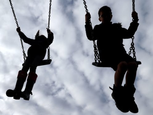 Nearly one in three parents would be 'embarrassed if child wanted counselling' (Martin Rickett/PA)