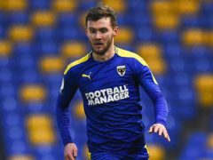 Shane McLoughlin could return to the fold for AFC Wimbledon against Gillingham after an injury (Kirsty O'Connor/PA)