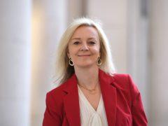 International Development Secretary Liz Truss (Leon Neal/PA)