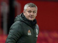 Ole Gunnar Solskjaer's side face West Brom on Sunday (Tim Keeton/PA)