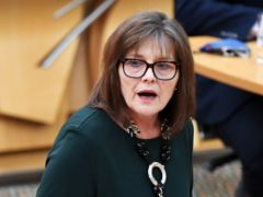 Jeane Freeman announced more money for people with complex needs (Andy Buchanan/PA0