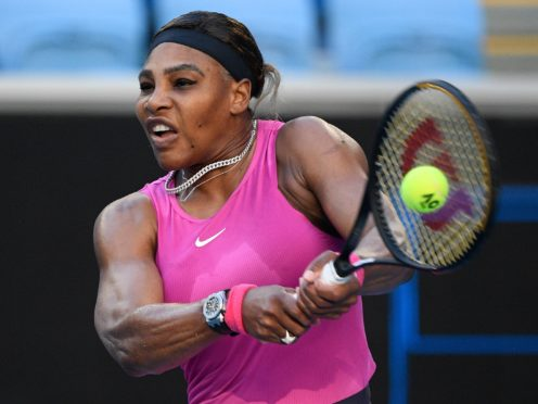 Serena Williams booked her place in the last eight with a straight-sets win over Tsvetana Pironkova (Andy Brownbill/AP)