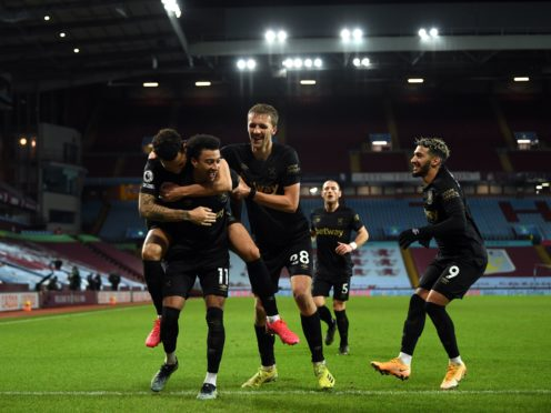Jesse Lingard scored twice for West Ham (Shaun Botterill/PA)