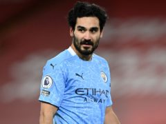 Ilkay Gundogan insists Manchester City's past Champions League frustrations do not provide extra motivation (Laurence Griffiths/PA)
