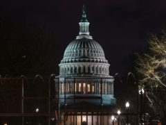 Donald Trump's second impeachment trial will take place at the Capitol (AP/J. Scott Applewhite)