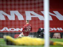 Scott McTominay scored Manchester United's winner (Martin Rickett/PA)