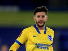 Adam Lallana believes Brighton's fortunes will improve (Mike Egerton/PA)