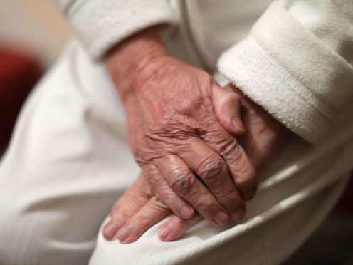 Blanket bans on care home visits are contrary to guidelines, says a watchdog (PA Wire)