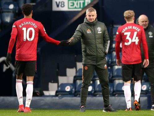 Manchester United manager Ole Gunnar Solskjaer is preparing for a 'massive' week for the club (Nick Potts/PA)