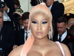 Nicki Minaj (Evan Agostini/Invision/AP)