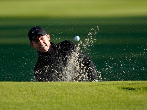 Rory McIlroy hopes to continue his fine run of recovering from missed cuts (AP Photo/Ryan Kang)
