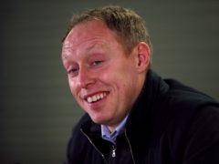 Swansea manager Steve Cooper (Nick Potts/PA)