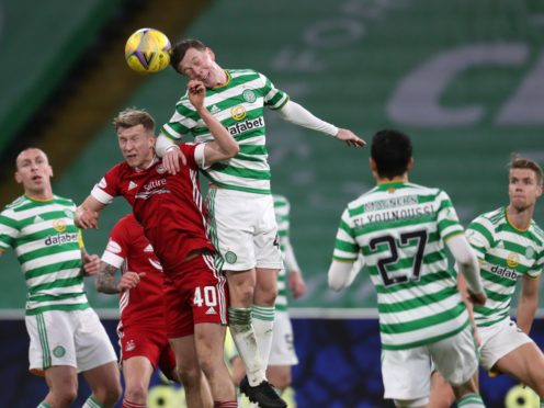 Aberdeen are looking to make set-pieces count (Andrew Milligan/PA)